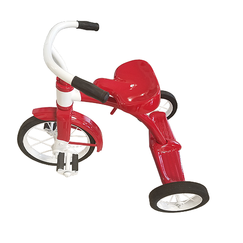 Radio Flyer Classic Tricycle powder coated (circle icon)